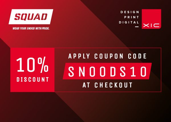 SQUAD Discount Code Pop Up